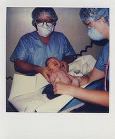 Nyfødte med lave nivåer av TSH