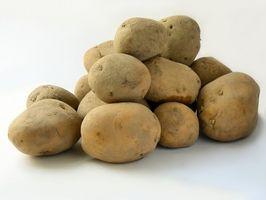 Er Grønne poteter Farlig når det spises?