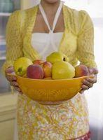 Hvilke Frukt inneholder den største mengden av syre?