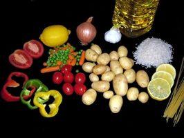 Mat for folk med lave energi