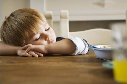 Hvordan hjelpe et barn med Insomnia