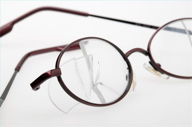 solbriller som ser ut som vanlige briller