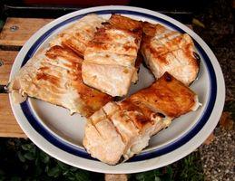 Raske lunsjer og middager som ikke har noen karbohydrater