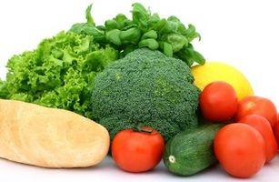 Matvarer med fiber i dem