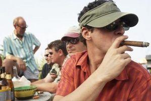 Farene ved Smokeless Tobacco, Sigarer og Rør