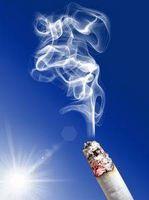Hvordan virker røyking forårsake astma?
