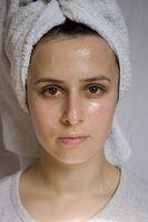 Parasitt Effekter på hud