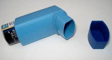 Forvaltning av astma
