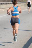 Hvordan redusere din kroppsvekt for en sportsbegivenhet