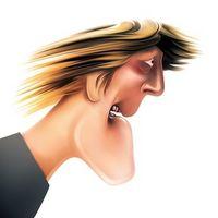 Undertrykt Rage & Migrene Hodepine