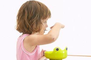 Tips for barn å spise mer frukt og grønnsaker