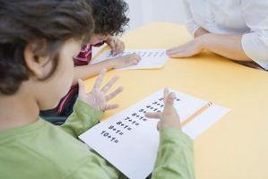 Hvorfor er det viktig for skolen barna til å spise frokost om morgenen av en test?