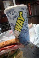 Hvordan spise sunt på Subway