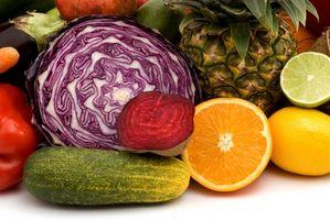 Hva Frukt og grønnsaker inneholder pektin?