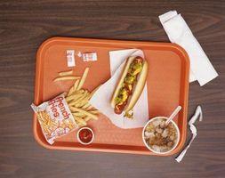 Syv Foods En ernæringsfysiolog vil aldri spise