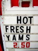 Hva er fordelene med å spise yams?