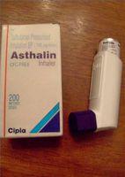 Forskjellige typer albuterolsulfat Inhalers