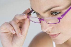 Hvordan Size en Brille Frame