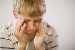 Tension Hodepine hos barn