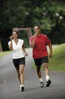 Hvilken trening forbrenner mer kalorier: rask gange eller handle mat?