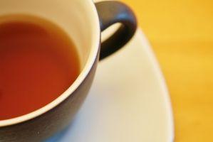 Hvordan bruke grønn te å roe Rosacea