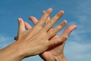 Pins & Needles i Hands under svangerskapet