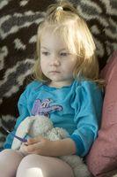 Pediatric Spine og Brain Stråling bivirkninger