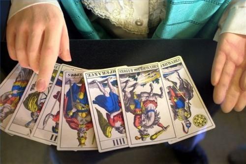 Hvordan bruke Tarot for Healing