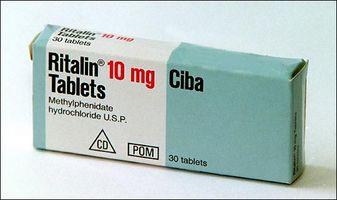Ritalin Langsiktige bivirkninger