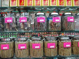 Chinese Medicine & Natural Urter History