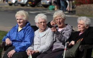 Ressurser for omsorg for eldre familiemedlemmer