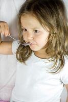 Næringsrik mat for førskolebarn