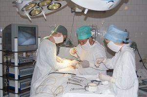 Hvordan lage en pakke for kirurgiske instrumenter
