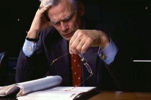 Kan stress gjøre en person Glem?