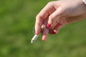 Hvordan Angre skaden gjort av røyke