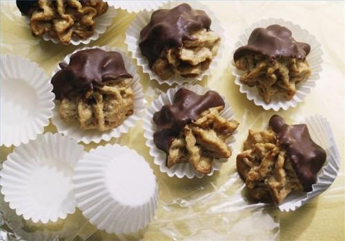 Hvordan å behandle diaré med Macaroon Cookies