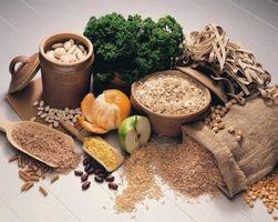 Hva er korn, Frukt og grønnsaker kilder?