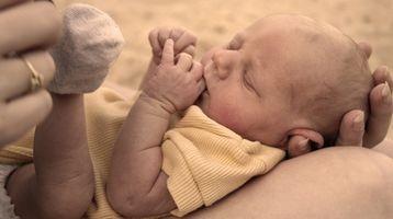 Tegn og symptomer på en baby med hjerteproblemer