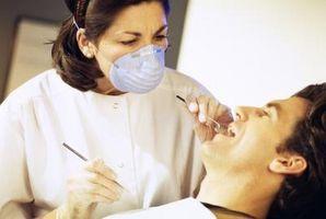 Hvilke tjenester er dekket under en forebyggende Dental eksamen?