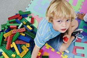 Spill Therapy Med Barn Utviser Symptomer på Attention-Deficit Hyperactivity Disorder