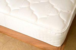 Hjem Utbedring å eliminere Bed bugs fra en madrass