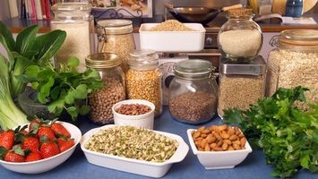 Hvordan å miste vekt med husholdning ingredienser