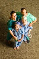 Unike ferdigheter i sykepleie som skiller Sykepleiere Fra Aides