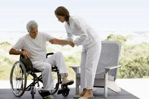 Hvordan manuelt Løft Disabled