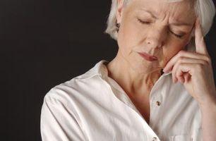 Menopause & øye floaters
