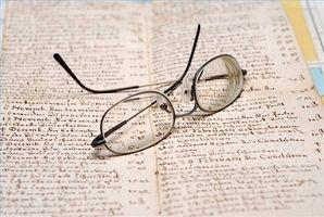 Hvordan å stramme Brille Rammer