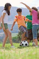 Leker og aktiviteter for sanseintegrasjon