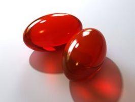Forskjellige typer vitaminer