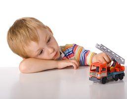 Tegn og symptomer på skjoldbrusk mangel hos barn