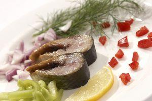 Fiskeoljer for fettstoffskiftet